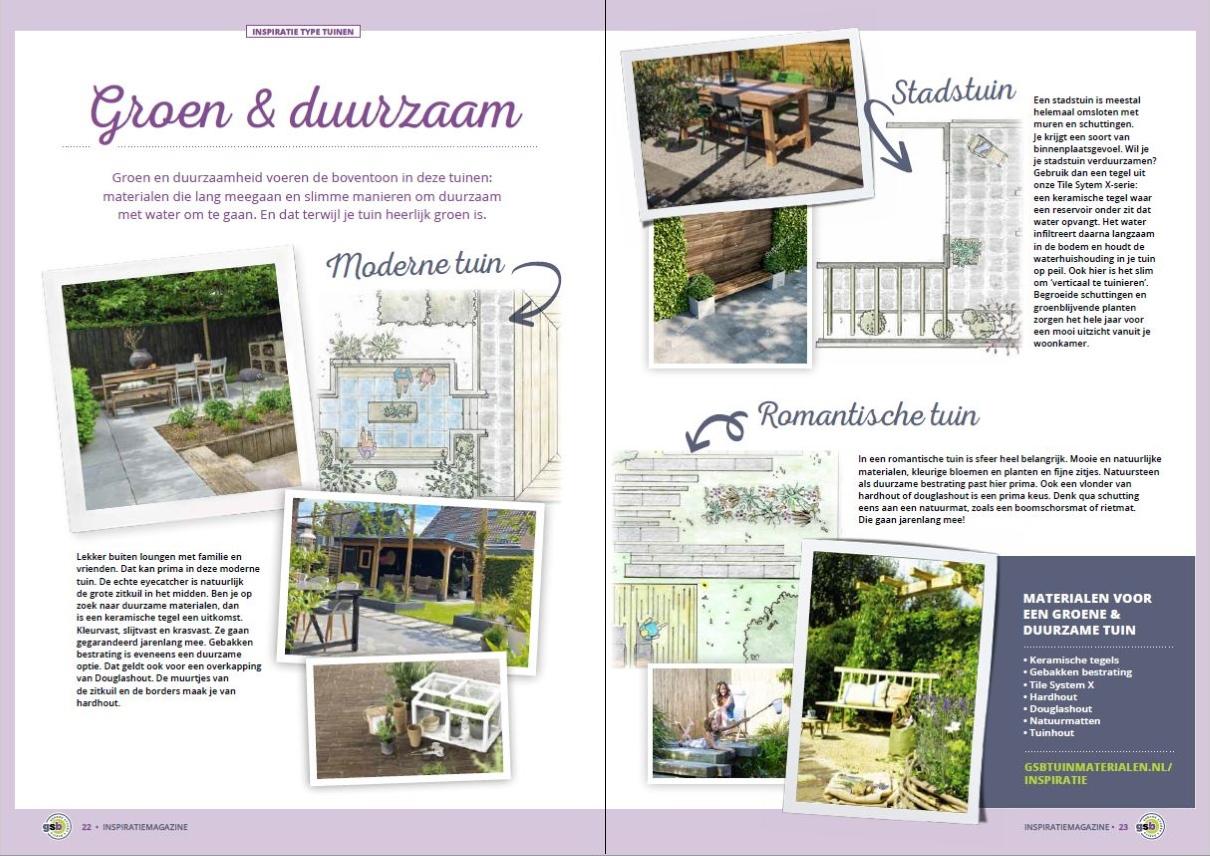 Tuinmaterialen Groningen